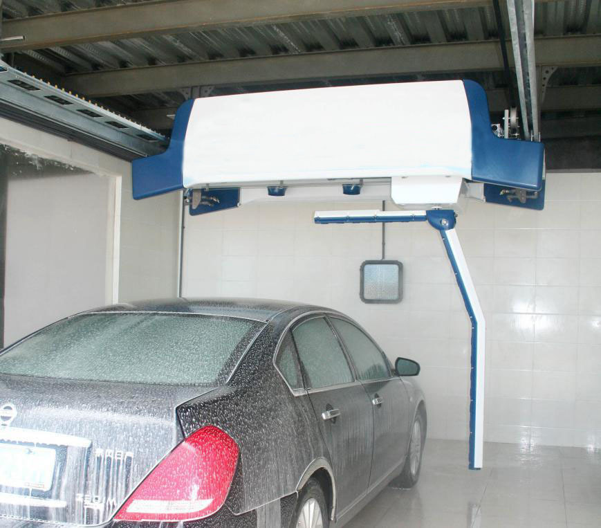 Original and hot sale for CWRL-360 no contact wipe free brush self-service automatic car wash machinery equipment