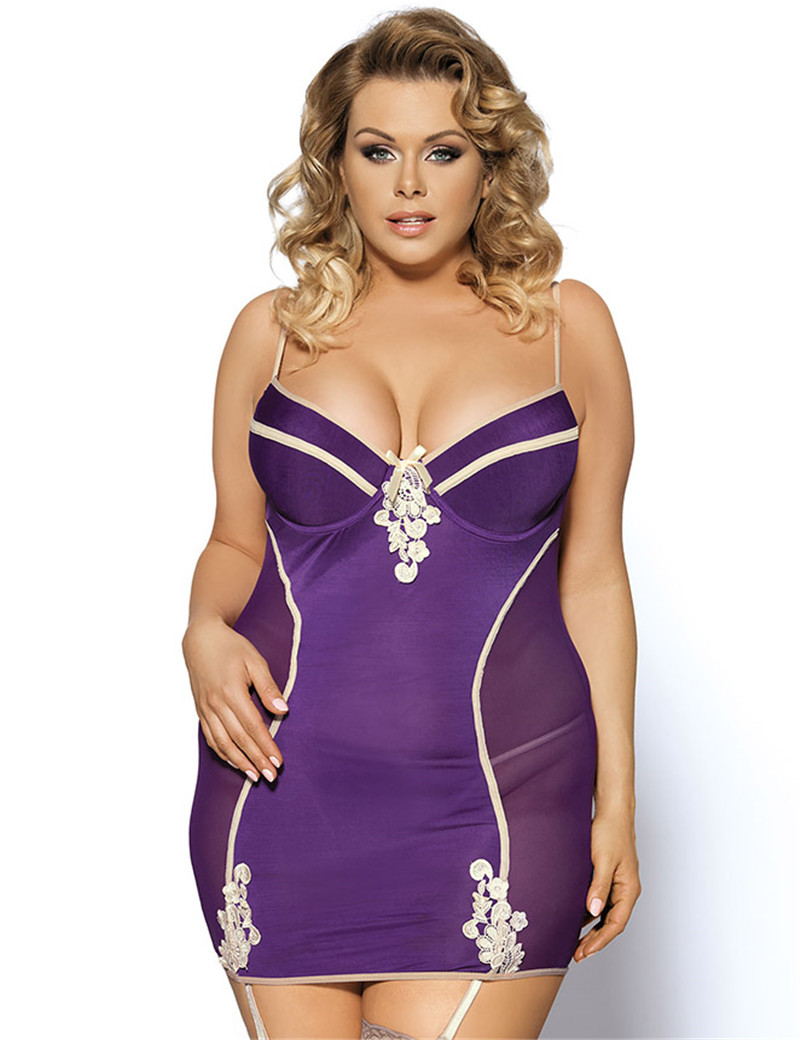 Sale Plus Size Lingerie 69