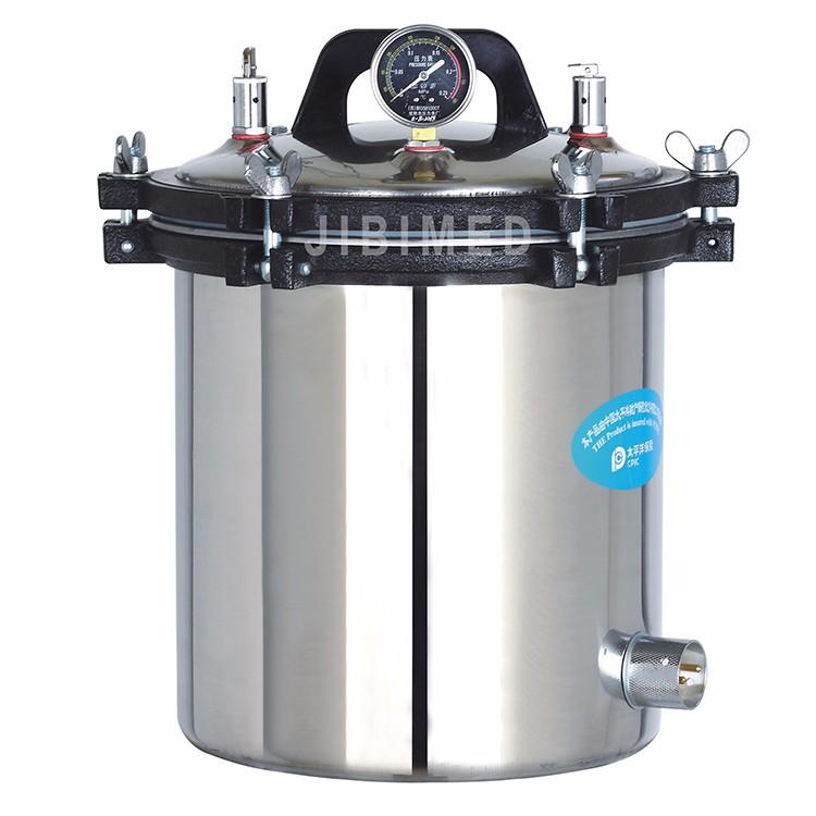 medical equipment hospital stainless steel autoclave sterilizer Electric pressure steam sterilizer