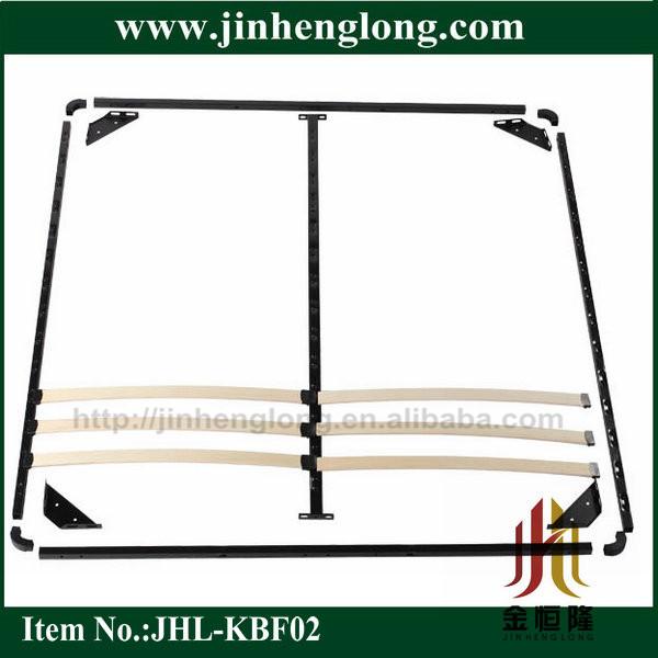 Top selling Knock Down Wood Slat Bed Frame
