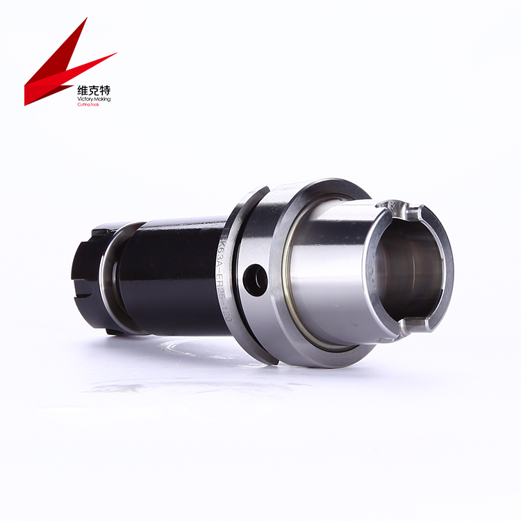 CNC DIN69893 High Accuracy HSK a63 ER32 Milling Collet Chuck Tool Holder ----- HSK63A-ER32-150