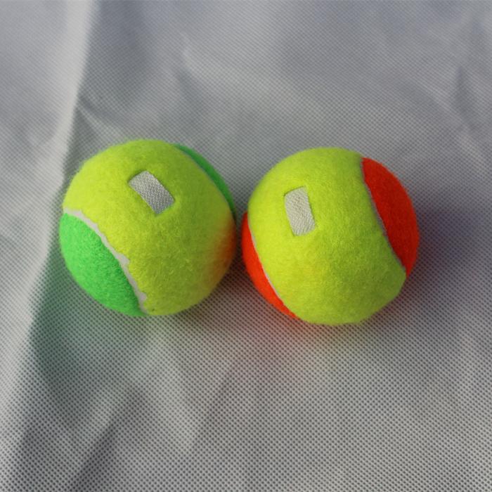 Теннисные Мячи без рисунка для тренажерного завода, оптовая продажа теннисных мячей на заказ