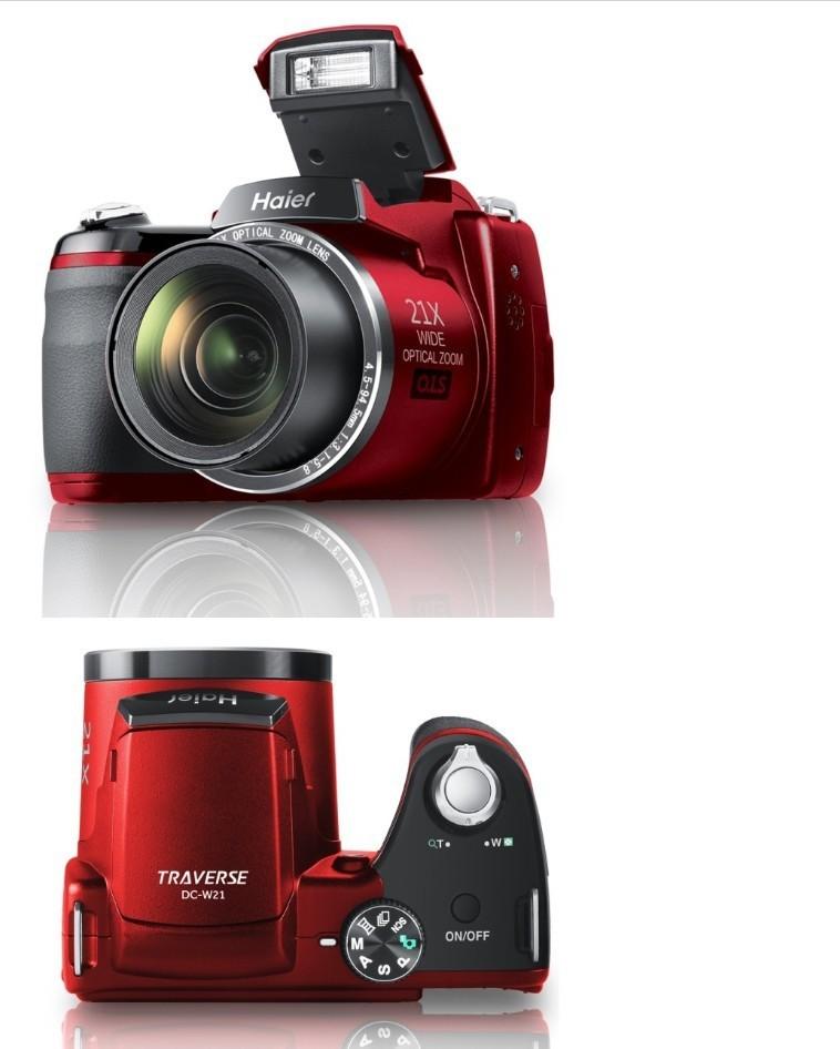 Slr cámara digital alta definición clase de gran angular