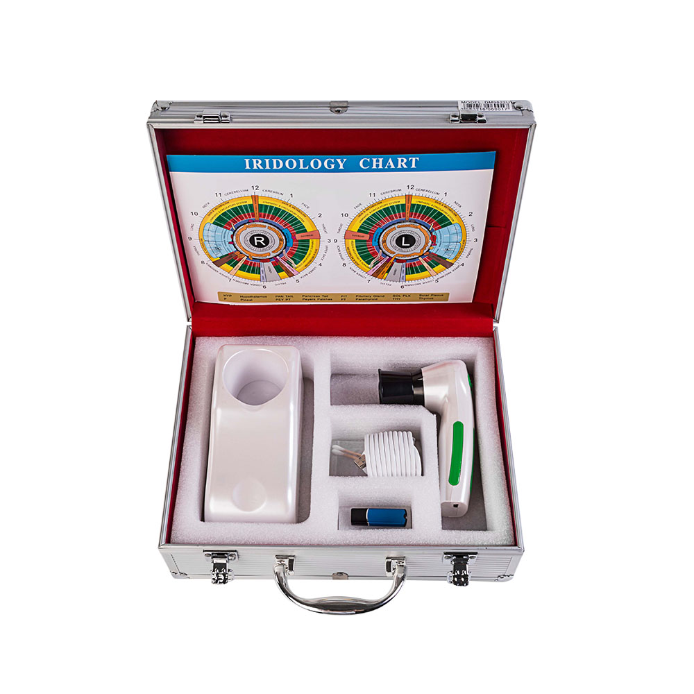 New Digital Iriscope 12mp / Iridology Camera Eye Iriscope / Camera Analyzer