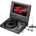 Leading Manufacturer 7inch Portable DVD Player With TV Function