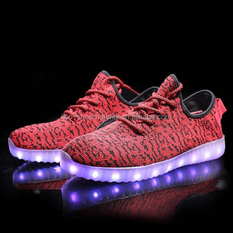 Спортивная обувь со светодиодной подсветкой