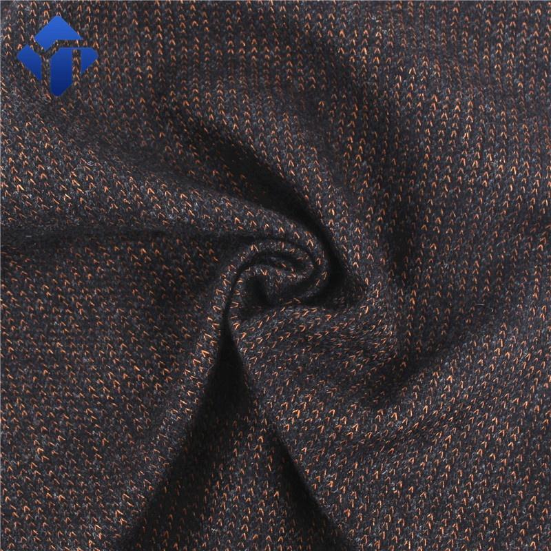 Обезболивающая Органическая хлопчатобумажная трикотажная ткань для мужского костюма