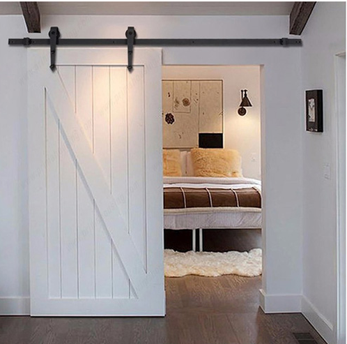 Classic Barn Doors Match With Usa Standard Lock For Hotel Bedroom Sliding Door System With Flat Tract Buy Classic Barn Doors Match With Usa Standard For Hotel Bedroom Sliding Door System With