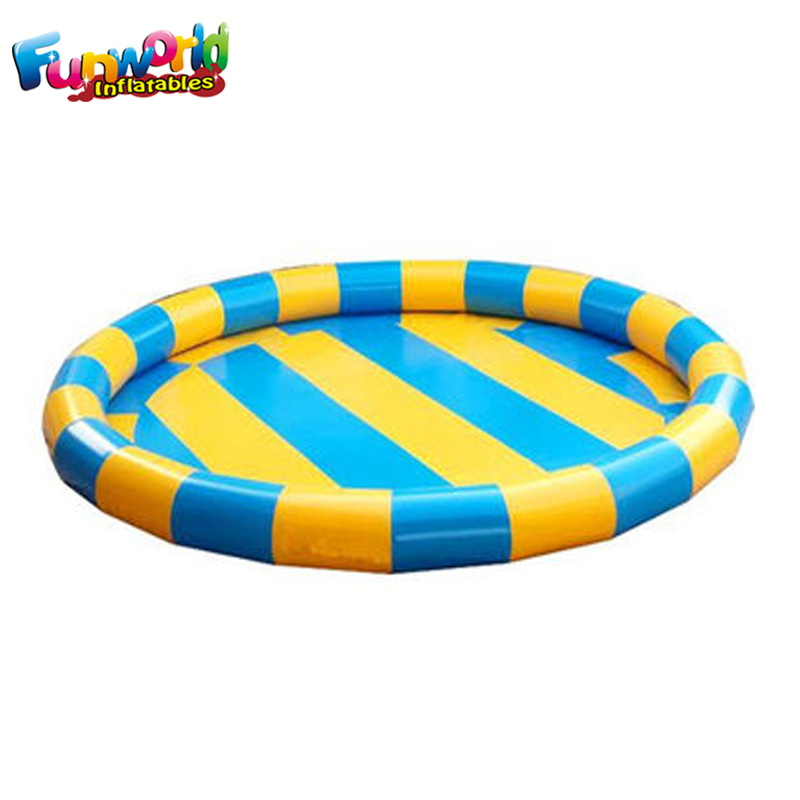 Adult inflatable swimming pool water park inflatable water pool