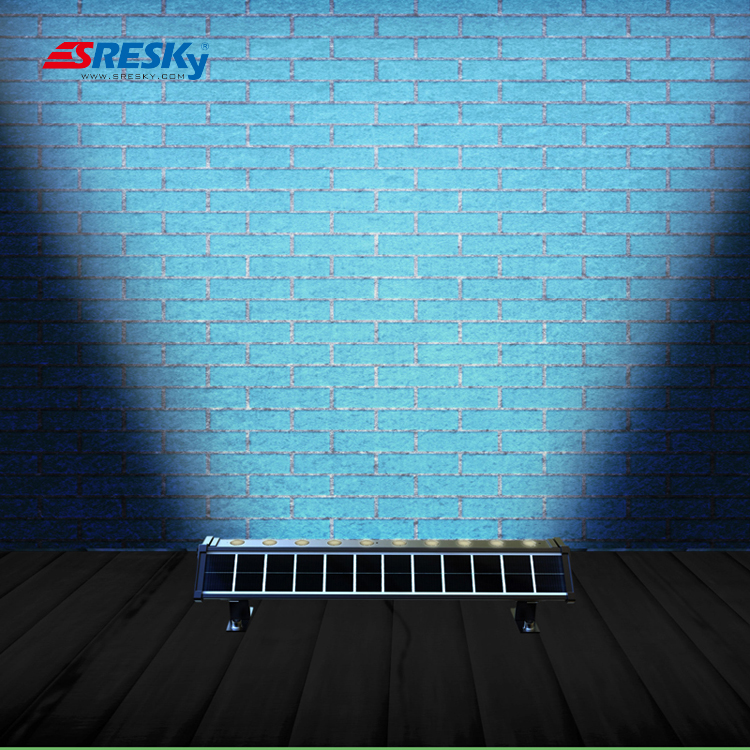 high quality solar led wall washer light for advertising board