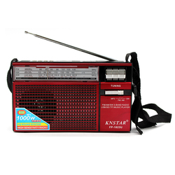 Fepe FP-1823 FM AM SW 3 band Radio With External Solar Panel