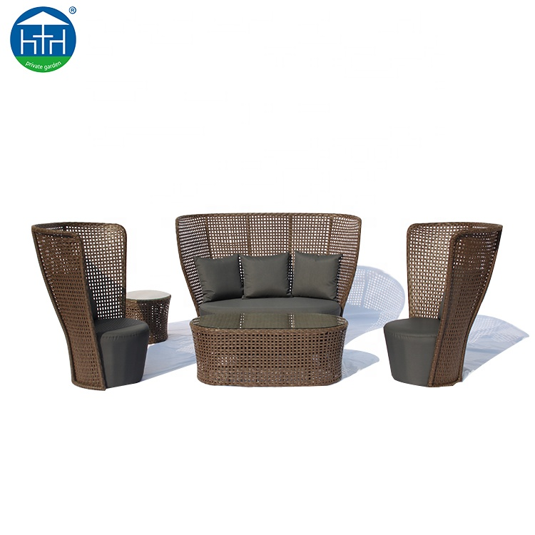commercial used outdoor furniture patio sofa set commercial wicker patio rattan sofa buy patio rattan sofa rattan corner sofa sofa set furniture outdoor garden product on alibaba com