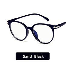 Занавес, Ретро стиль, Круглый, полная оправа, ультралегкие очки для чтения, для женщин, мужчин, прозрачные линзы, женские, мужские очки, оправ...(Китай)