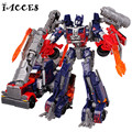 Anime Movie 4 Transformation kid Toys Robot Car Dragon Model Brinquedos Cool Action Figures Classic Juguetes