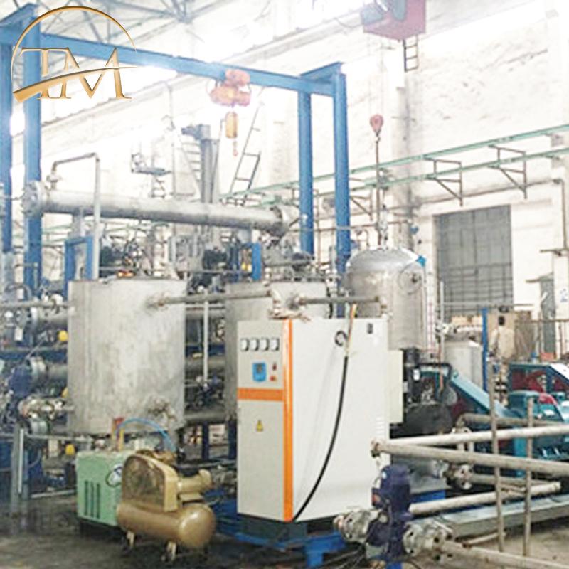 Профессиональное сверхкритическое оборудование для экстракции CO2 для масла CBD