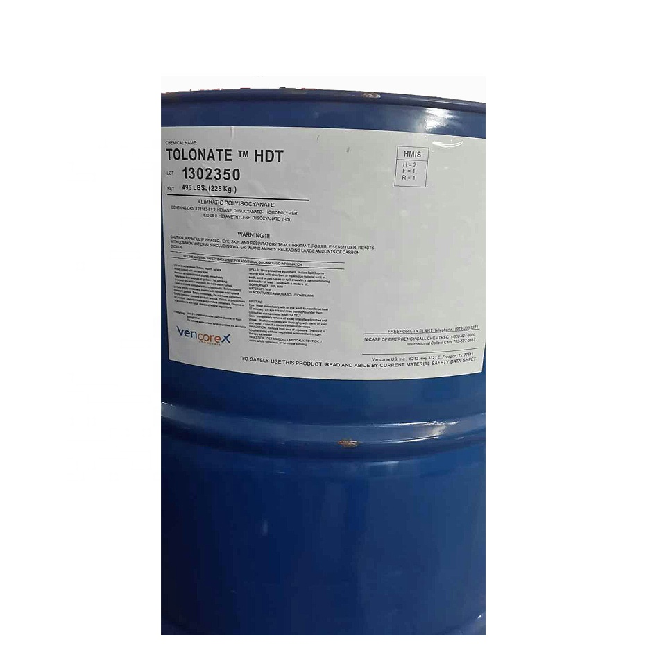 Tolonate HDT Medium viscosity, solvent-free aliphatic polyisocyanate based on Hexamethylene Diisocyanate trimer (HDI )