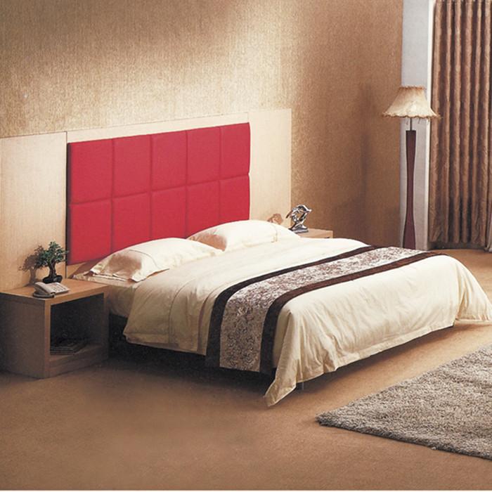 Bed Set Furniture Modern Commercial Hotel Furniture Single Beds