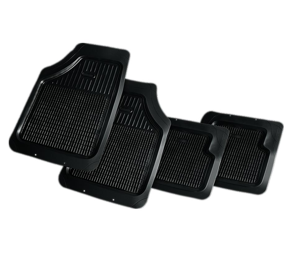 Car Rubber Floor Mats Pvc Universal