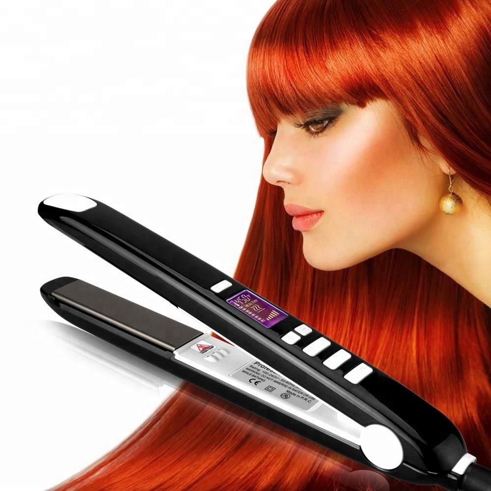 Plancha De Pelo Eléctrica Profesional Nano Titanium Salon Tratamiento De Queratina 450 230 Grados Etiqueta Privada Buy Planchas Plancha De Pelo Plancha Plancha Product On Alibaba Com