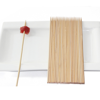 high quality factory directly sushi hamburger meat cake vegetables bamboo chicken kebabs skewer