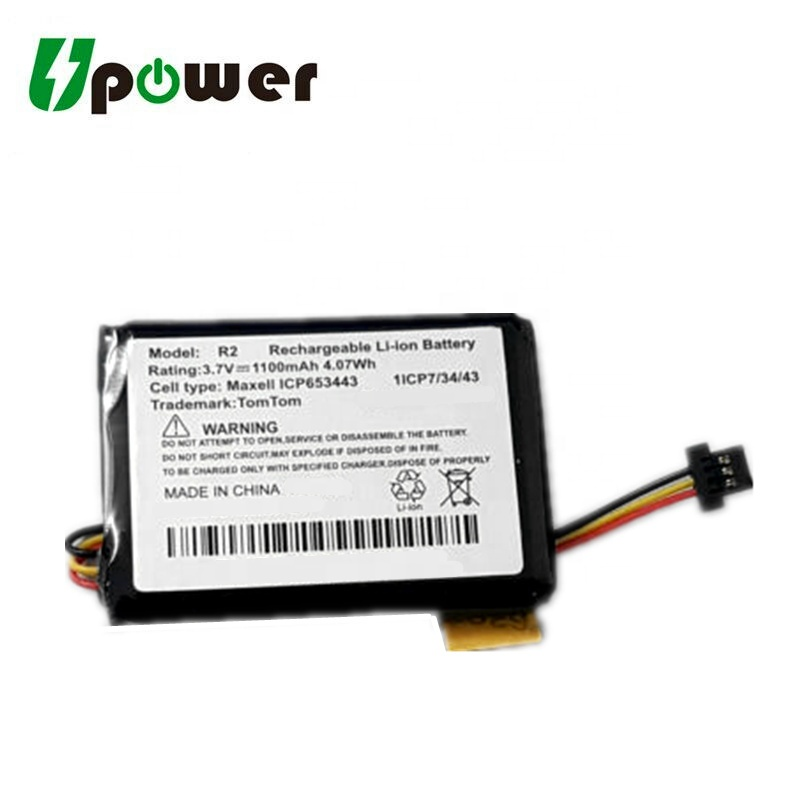 Replacement for Tomtom VF6S Battery