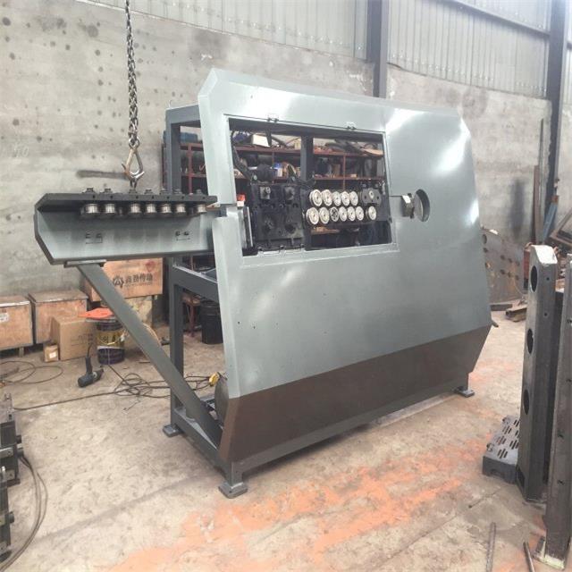 CNC гибочный станок для арматуры, автоматический гибочный станок для арматуры