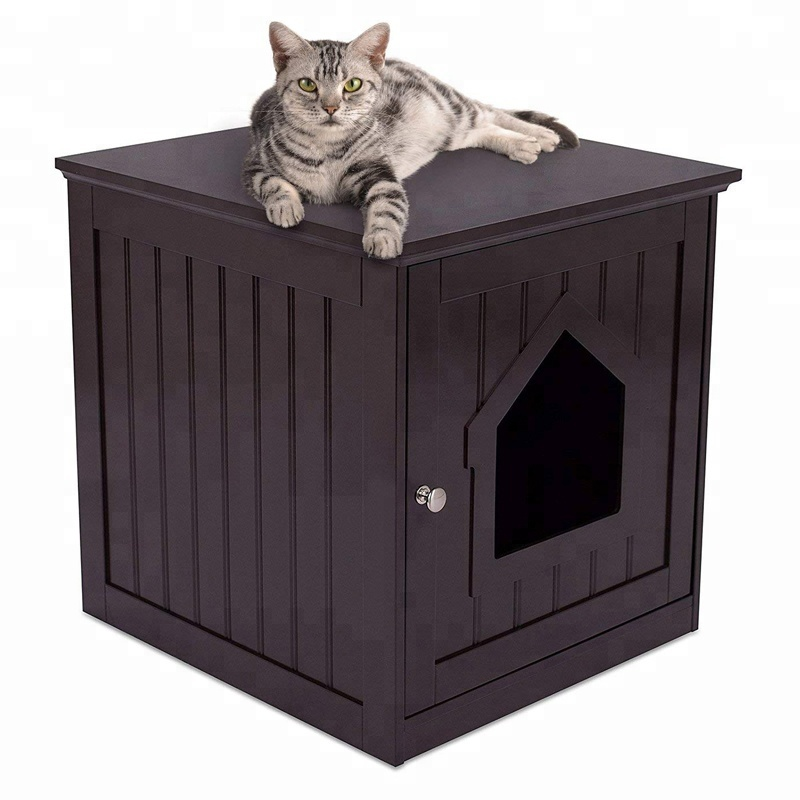 2018hot Sales Best Decorative Cat House Side Table Indoor Pet Crate Buy Pet Houses For Sale Cheap Cat Houses Cheap Side Tables Product On Alibaba Com