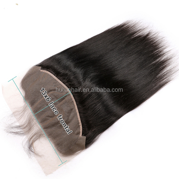 Bohemian remy hair lace closure hair piece, cheap full 13x6 silk straight frontal lace closure