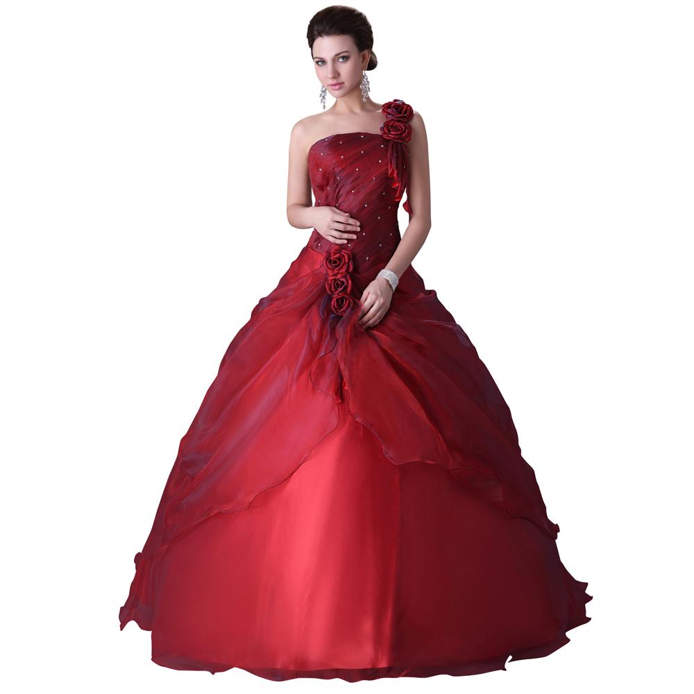 Vintage Wedding Dresses Red: Aliexpress.com : Buy Vintage Style Red Wedding Dresses