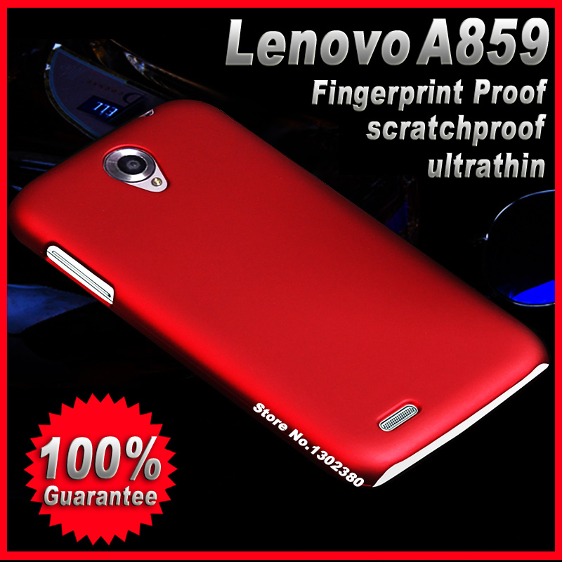 lenovo a859 case cover plastic Multi colors case for lenovo a859 cover case PC high quality
