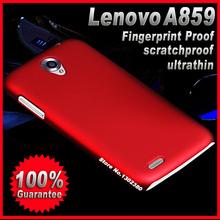 9 colors lenovo a859 pc cover for lenovo a859 case free shipping lenovo a 859 cover high quality a859 case
