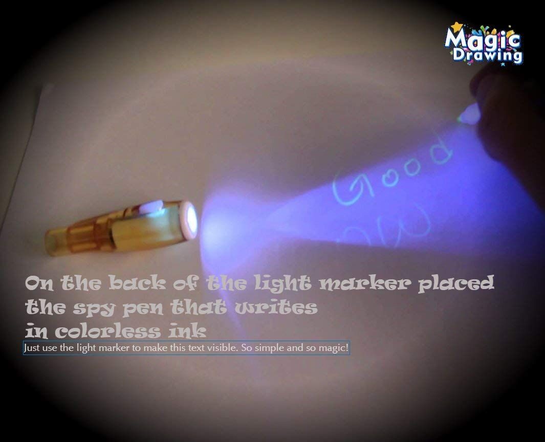 A3 a4 a5 флуоресцентная доска для рисования с подсветкой