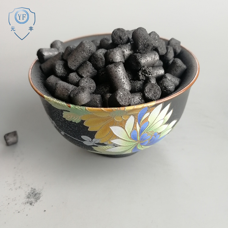 China suppliers Graphite instant columnar recarburizer, graphite carbon raiser, recarburizer carbon additive