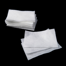900 x Nail Art Manicure Polish Remover Clean Wipes Cotton Lint Pads Paper