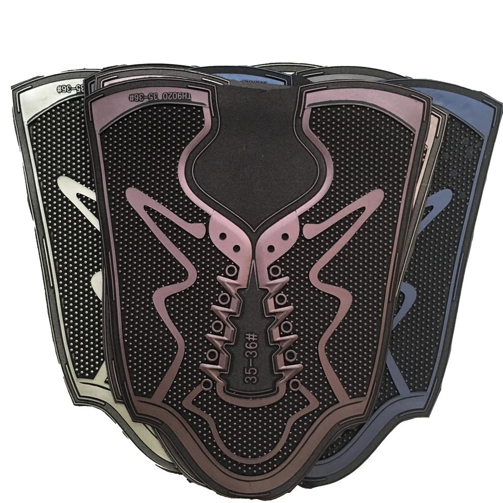 2018 высококачественный материал верхней части обуви из термополиуретановой резиновой пленки
