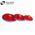 "Pads Holder Plastic Backing Pads Polishing Pads Holder With 5/8""-11 Thread"