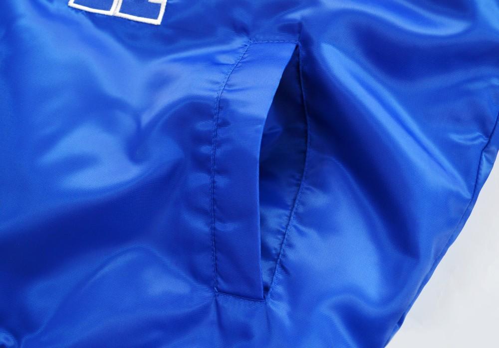 Модная дизайнерская мужская атласная бейсбольная куртка