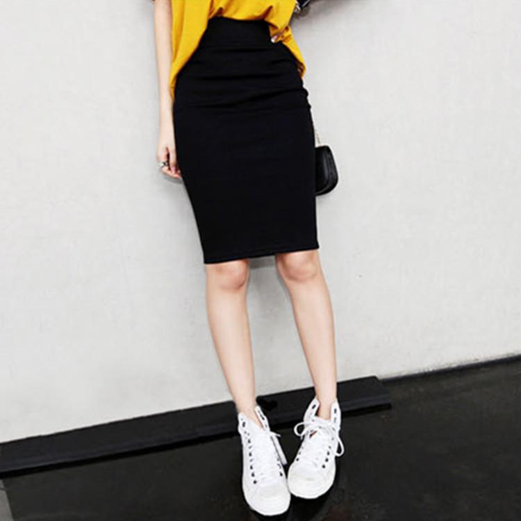pencil skirts black midi skirt vintage sexy pencil skirt jupe femme jupe crayon jupe taille. Black Bedroom Furniture Sets. Home Design Ideas
