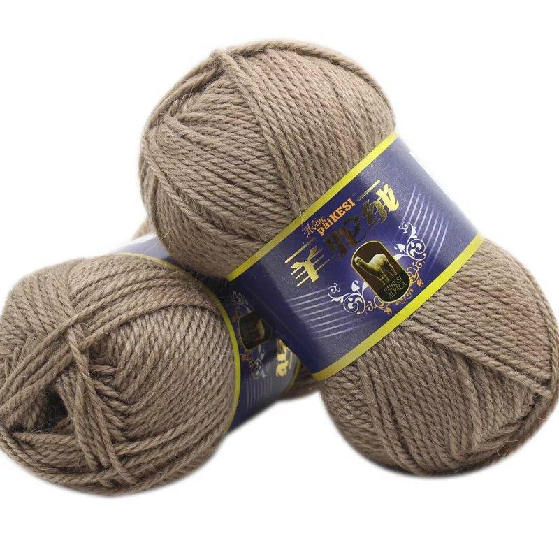 100% Australia Merino Wool Roving Top Super Chunky Giant Thick Wool Yarn alpaca yarn for Blankets in 100 Colors