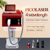 A0505 Pico Laser Tattoo Removal Carbon Laser Peel Machine Red