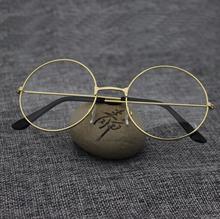 Rodada Óculos De Leitura Espetáculo Para Harry Potter Óculos de Armação de  Metal Espelho Simples óculos de Leitura Presbiopia Ma. 8c4674d87d