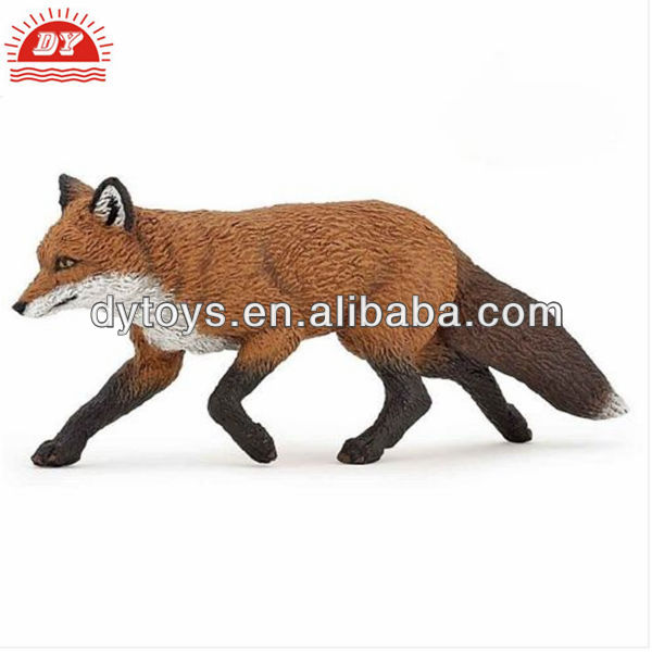 Kids Toy Plastic Fox Figurine Buy Plastic Fox Figurine Plastic Fox Figurine Plastic Fox Figurine Product On Alibaba Com