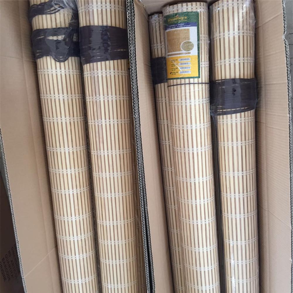 Bamboo Roll Up Window Blind Outdoor Bamboo Venetian