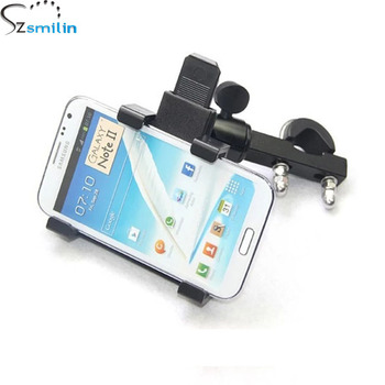 2018 New Popular Mini Tablet Metal Motorcycle Scooter Bike Handlebar Mount Stand Holder for iPad mini Samsung Tab Cell Phone GPS