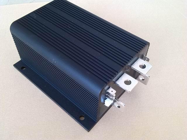 Высокоэффективный контроллер двигателя постоянного тока Curtis для поддонов 1204M-4201