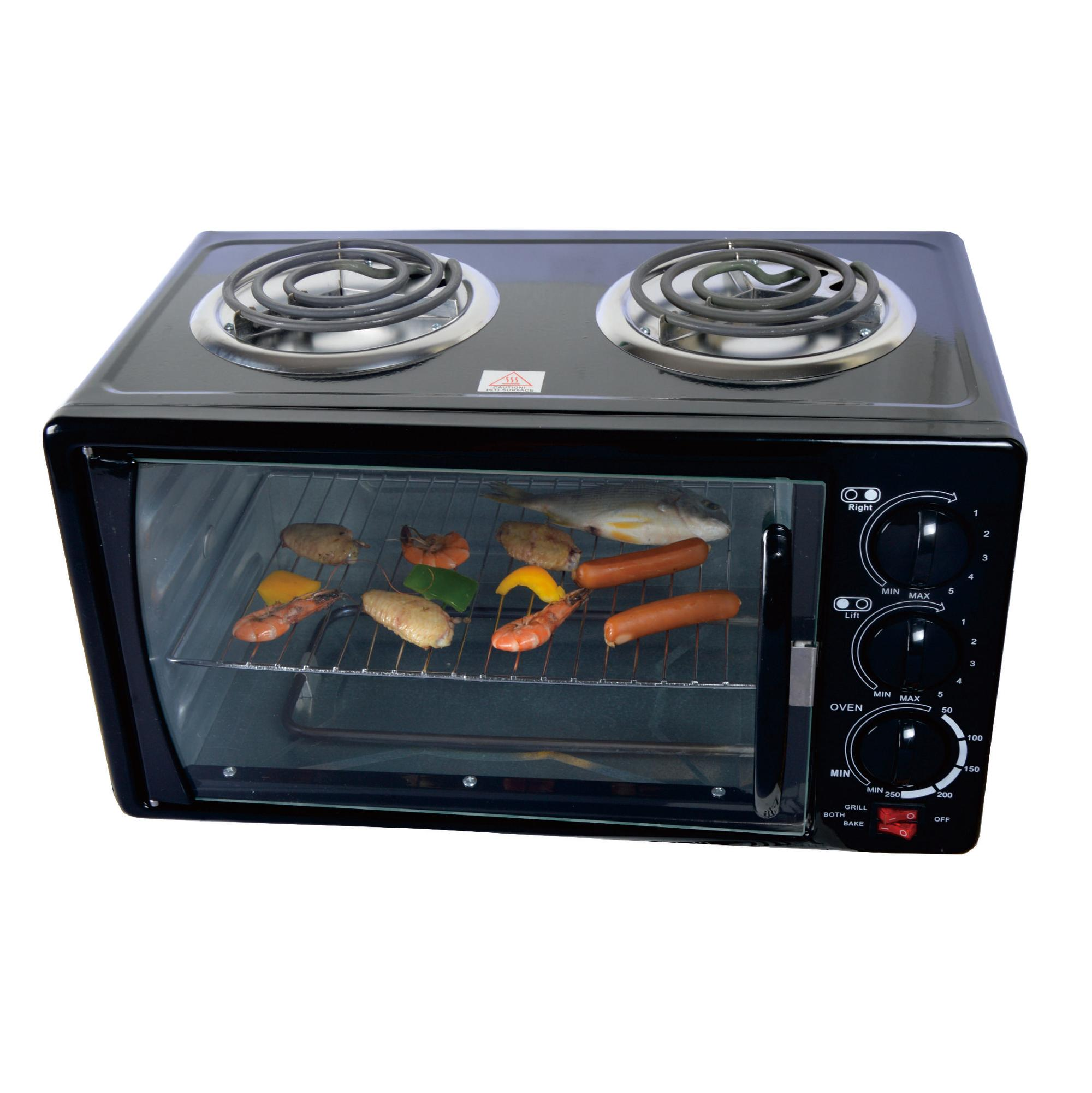 Electric Hotplate Oven Electric Oven With Hot Plate Electric Toaster Oven Hotplate