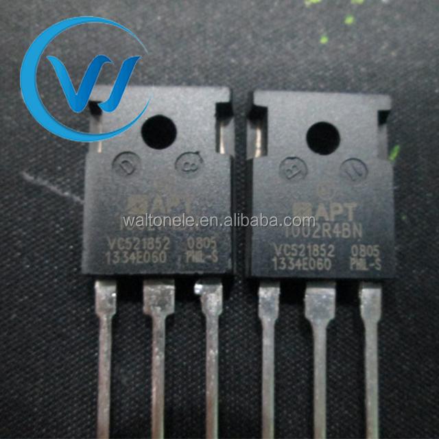 New and Original high voltage power mosfet APT1002R4BN