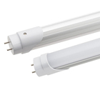 Led Tube Led Led Tubes T8 Newly DLC Dimmable 4ft 4x14w T8 Led Tube With External Driver Led Tube