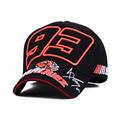 Newest 2016 Brand Moto Gp Marc Marquez 93 Cap Motorcycle Racing Baseball Cap Outdoor Sport Hat