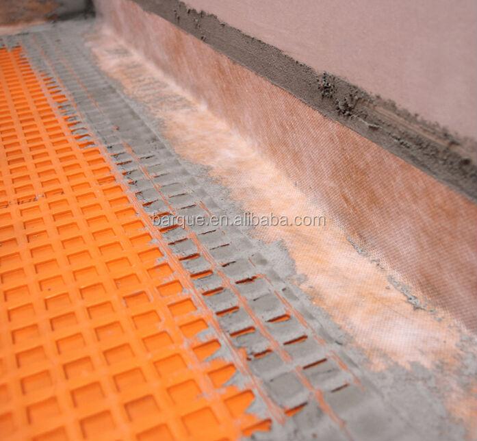 Uncoupling Membrane Used For Waterproof Flooring